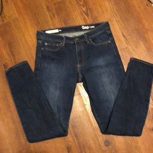 Gap 1969 authentic true skinny jeans